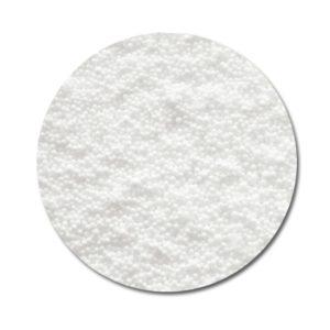 Theraline Füllung Stillkissen EPS-Mikroperlen Weiß